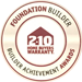 Footer Award 210Builder 2021